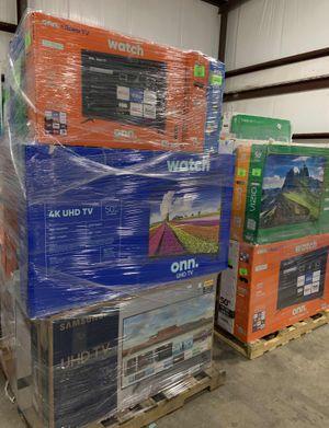 "Brand New TCL ROKU TV! 50"" w/ warranty. Open box 7 for Sale in Dallas, TX"