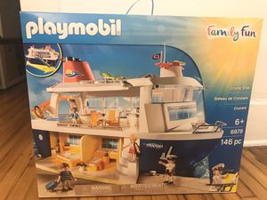 Playmobil Cruise Ship, Family fun,Toy, Unused, Never opened for Sale in San Diego, CA