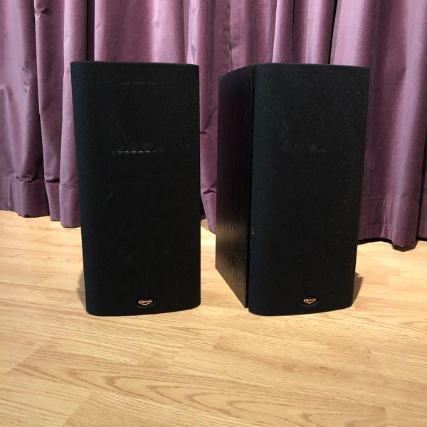 2 Klipsch Speakers