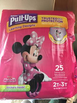 Pull ups huggies for Sale in Palmyra,  NJ