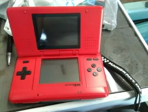 Nintendo DS Red & Mario Party Game for Sale in San Leon, TX