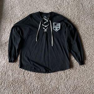 Kings Vintage Jersey Sweatshirt Women's Large for Sale in Ontario, CA