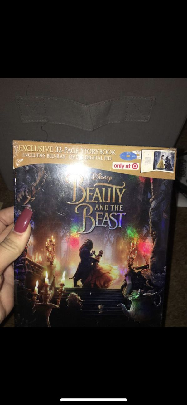Disney Beauty and the beast limited edition