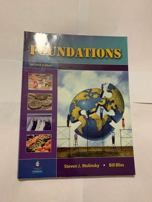 Foundations (second edition) for Sale in Hialeah, FL