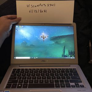 Asus Zenbook UX330U Fantastic Condition for Sale in Arvada, CO