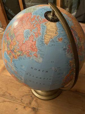 Globe map. for Sale in Bellevue, WA