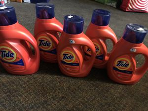 Tide detergent for Sale in Fontana, CA