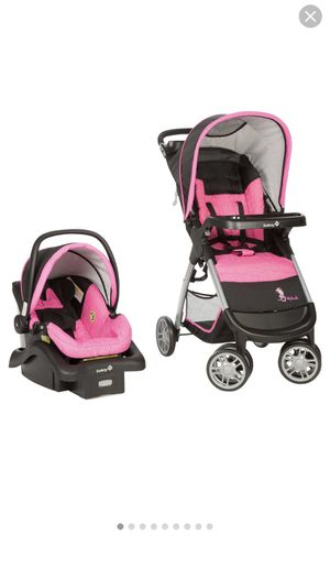 Brand New Minnie Mouse Stroller & Car Seat for Sale in Bellflower, CA