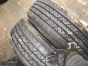 225-75-15 used tires for Sale in Portland, OR