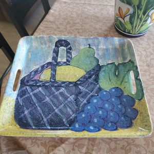 Hand Painted Porcelain Tray for Sale in Miami, FL