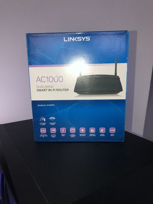 Linksys AC1000 Wi-Fi Router for Sale in Aloma, FL