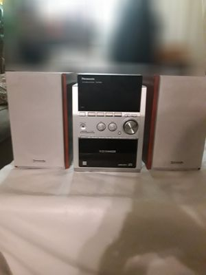 Panasonic CD Stereo System SA-PM53 for Sale in Aurora, IL
