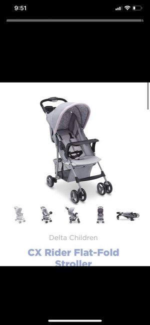 Flat fold stroller for Sale in Phoenix, AZ