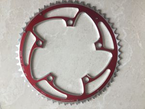CHAINRING 53 teeth STRONGLIGHT Red for Sale in Miami, FL