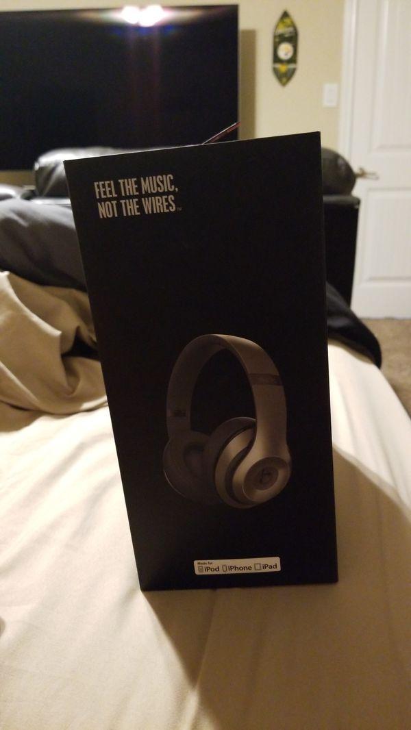 Beatsstudio wireless