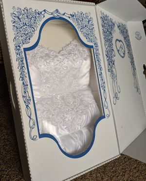 Wedding dress for Sale in Canonsburg, PA