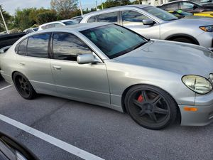 Lexus Gs300 in great shape Cold air for Sale in Bradenton, FL