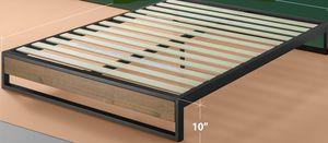 New!! Platform Bed,Bedroom,King Bed,Bed Frame,Furniture,-King for Sale in Phoenix, AZ