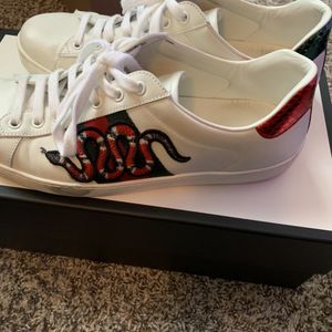 Gucci Snakes Ace for Sale in Plano, TX