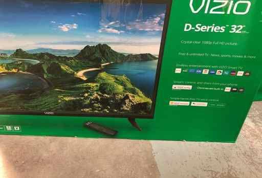 """Vizio smart tv 32"""" RFPE"""
