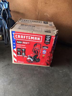 Craftsman Pressure Washer for Sale in Modesto, CA