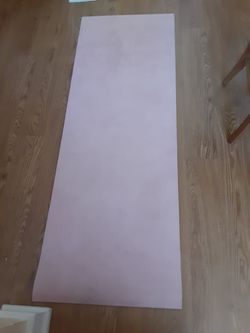 Suede Yoga Mat for Sale in Fresno, CA