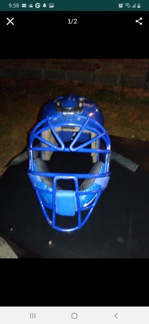 Catchers face mask ,Nice for Sale in Maitland, FL