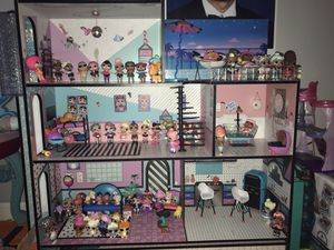 LOL SURPRISE DOLL HOUSE for Sale in The Bronx, NY