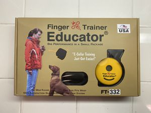 Educator Mini Dog E-Collar - 2 Collars for Sale in San Clemente, CA