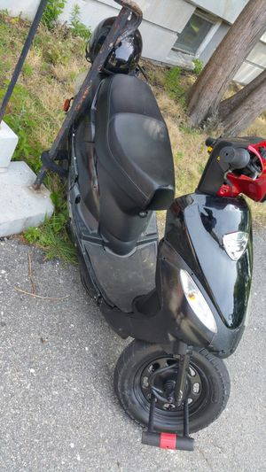50cc scooter for Sale in Fall River, MA