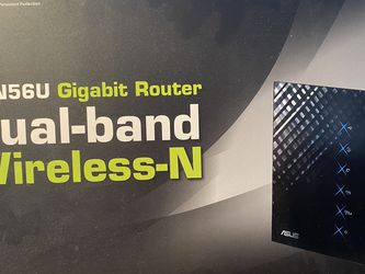 ASUS RT-N56U Dual Band Router for Sale in Redmond,  WA