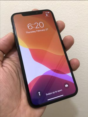 iPHONE X 64Gb Unlocked/Liberados 🔌📲 for Sale in Garner, NC