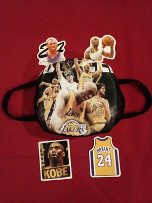 Kobe Mask for Sale in Montebello, CA