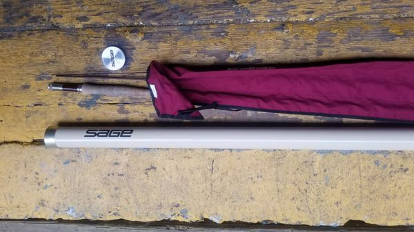 Ages graphite III, FLY ROD