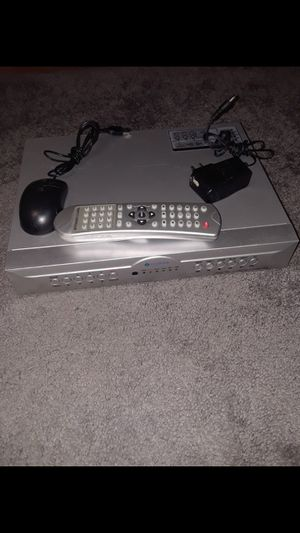 Dvr 4 channels witch remote control for Sale in Santa Ana, CA