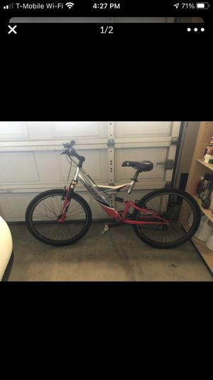 Mountain bike size 26 serious buy for Sale in Chula Vista, CA