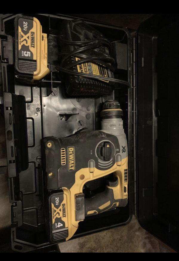 SDS 4 Batteries