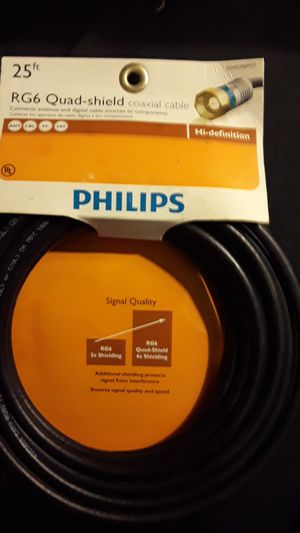 25 feet of Coaxial Cable for Sale in Saint Charles, MO