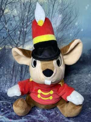 """NEW Disney parks Dumbo - Timothy Q. Mouse 9"""" plush for Sale in Lakewood, CA"""