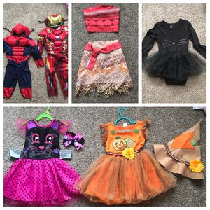 Halloween costumes! for Sale in Colorado Springs, CO