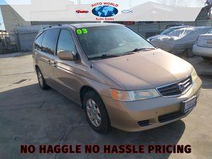 2003 Honda Odyssey for Sale in Modesto, CA