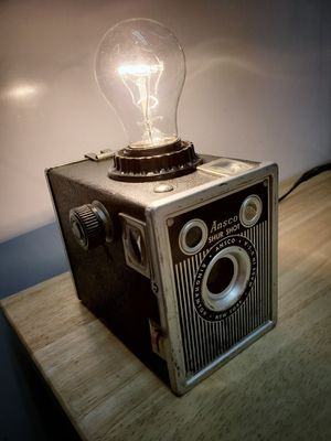 Various Vintage Camera lamps for Sale in Riverside, CA