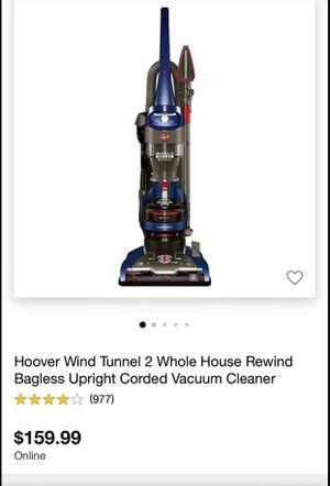 Hoover vacuum for Sale in Woodbridge, VA