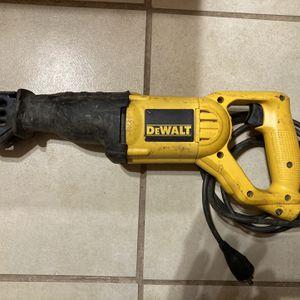 Dewault Saw-saw for Sale in Englewood, FL