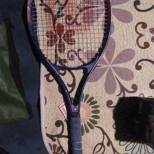 Wilson Titanium Tennis Racket for Sale in Indianapolis, IN