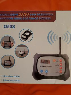 Wireless Pet Fence - 2 Dog Containment System for Sale in Monroe,  NC