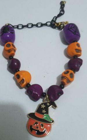 Skull and spider bracelet for Sale in North Las Vegas, NV
