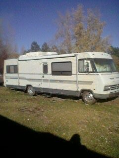1986 Chevy P30 Motorhome. 7.4 liter eng. for Sale in Gilbert, AZ