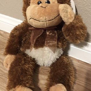 LOVELY MONKEY 🐵 PLUSH TOY for Sale in Sloan, NV