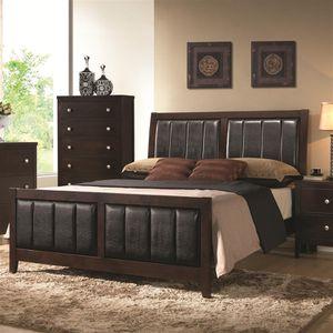 Full Size Bed Frame @Elegant Furniture for Sale in Fresno, CA